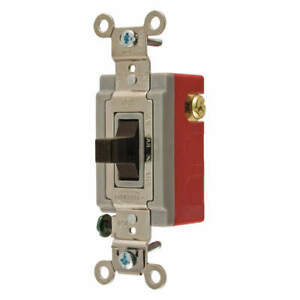 Bryant Wall Switch brown 20a 1 To 2 Hp 4921 Brown