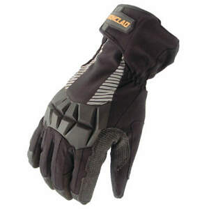 Ironclad Cold Protection Gloves shirred Cuff m pr Cct2 03 m Black black