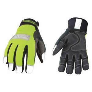 Cold Protection Gloves s hi Vis Green pr 08 3710 10 S