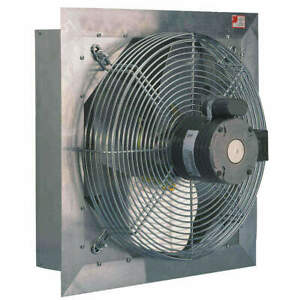 Delhi Exhaust Fan 24 In 115v 1 3hp 1100rpm Ax24 2