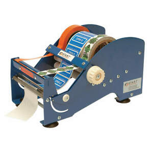 Start I Steel And Plastic Multi Roll Tape And Label Dispenser blue Sl9506 Blue