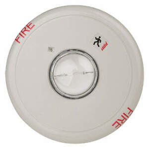 Edwards Signaling Ceiling Strobe marked Fire white Egcf vm