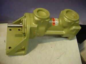New Imo Colfax 3e 3 Tripple Screw Pump Hydraulic Size 162 C3ebf 162
