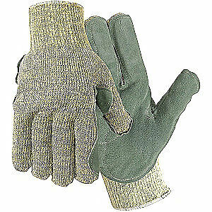 Wells Lamont Cut Resistant Gloves 9inl pr 1885xslp h1 Gray Yellow