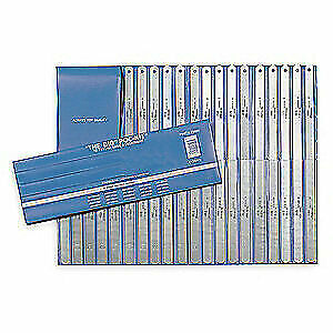 Precision Brand High Carbon Spring Steel Feeler Gage Set 20 Pc 19990