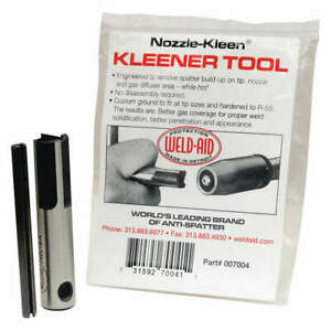 Weld Aid Nozzle 5 8 In 3 8 In Tip Cleaner 007004