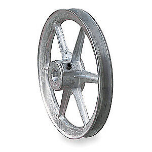 Congress V belt Pulley 5 8 fixed 12 od zamak3 Ca1200x062kw