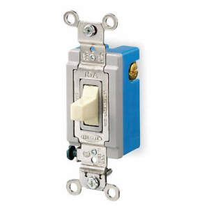 Hubbell Wiring Device kellem Wall Switch toggle momentary ivory Hbl1557i Ivory