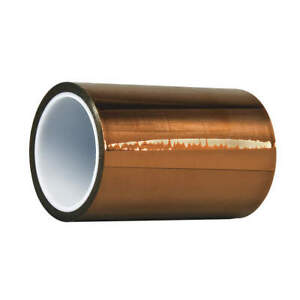 Dupont Film Tape polyimide amber 5 In X 50 Ft Kapton Hn