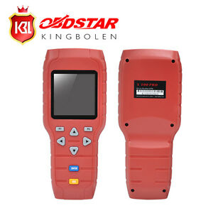 Obdstar X 100 Pro C D Type For Immo Odometer Obd Software Get Eeprom Adapter