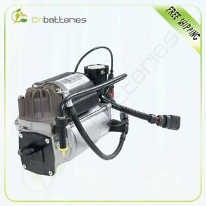Air Suspension Compressor Pump For Audi A8 D3 Quattro S8 2002 2010