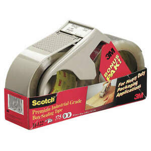 Scotch Handheld Tape Dispenser Kit 2 In Psd1 Clear