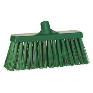 Vikan Push Broom head 12 green 29152