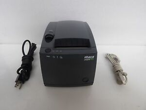 Ithaca Itherm 280 ul1 Thermal Usb Printer