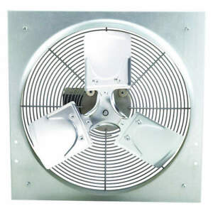 Dayton Exhaust Fan 18 In 2627 Cfm 10d957