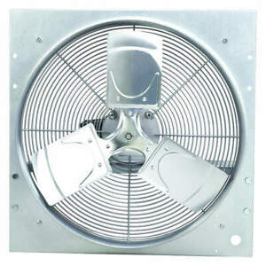 Dayton Exhaust Fan 20 In 3491 Cfm 10d958