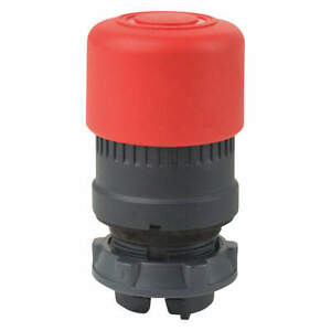 Schneider Electric Push Button 30mm on off non illuminated Zb5at844 Red