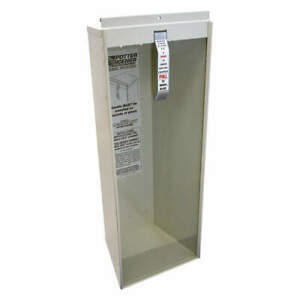 Econ Fire Extinguisher Cabinet 24 In H white 9752 ic