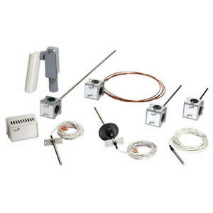Johnson Controls Temperature Sensor well 6 In Te 631am 2