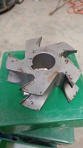 Grizzly C3697z Industrial Grade 1 1 4 Shaper Cutter