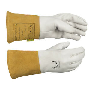 Weldas Deersosoft Tig Welding Gloves Hand Made Of Deerskin Very Soft Feeling
