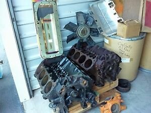 Mopar Engines One 440 And One 426 Short Blocks