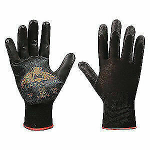 Turtleskin Cut Resistant Gloves blk nitrile m pr Cpr 30a Black