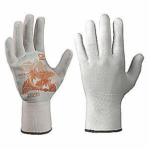 Turtleskin Glove Liners nylon polyester xl wht pr Cpb 500 White