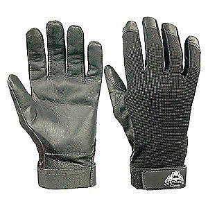 Turtleskin Cut Resistant Gloves blk uncoated 2xl pr Wwp 1a1 Black