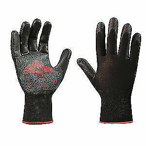 Turtleskin Cut Resistant Gloves blk nitrile m pr Cpr 500 Black