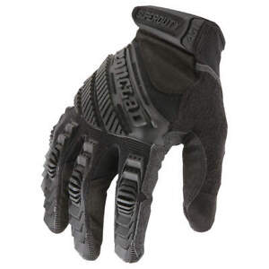 Ironclad Tactical Glove xl black pr Sdg2b 05 xl Black