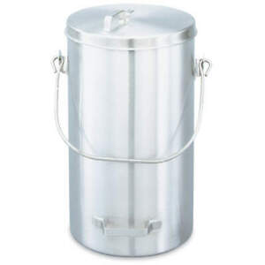 Vollrath Stainless Steel Pail Cover For Use With 4ndz6 59202 Silver