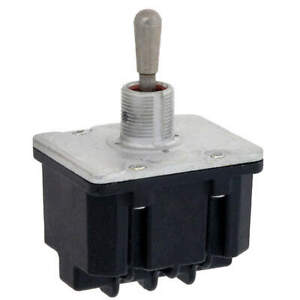 Honeywell Toggle Switch 4pdt 10a 277v screw 4tl1 5