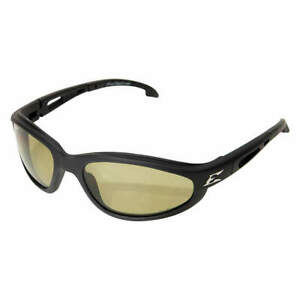 Edge Eyewear Polarized Safety Glasses yellow Tsm212