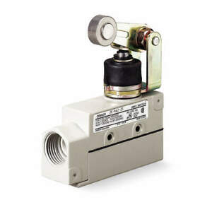 Omron Enclosed Limit Switch top Actuator spdt Ze na2 2s