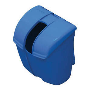 San Jamar Polycarbonate Ice Scoop Caddy 86 Oz Si2000gr Blue