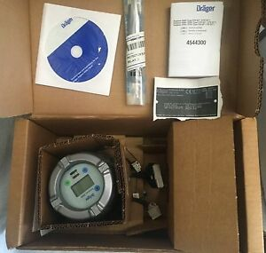 Draeger 4544247 Drager Polytron 5700 Gas Detection System New In Original Box