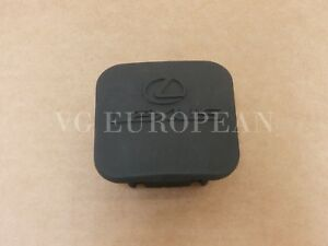 Lexus Genuine Gx470 Gx460 Tow Hitch Rubber Plug Cover 2in 2003 2017 New