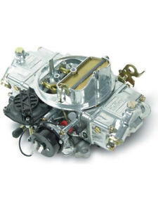 Holley Carburetor Street Avenger 670 Cfm Square Bore 4 barrel El 0 80670