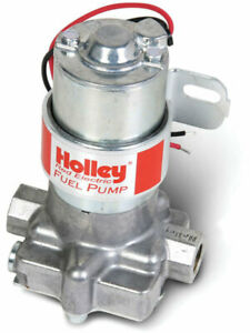 Holley Red 97 Gph Electric Fuel Pump Regulator Not Included 12 801