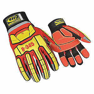Ringers Gloves Rescue Gloves cut Resistant m red pr 345 09 Red