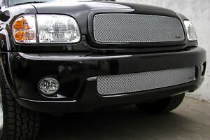 Grille Sr5 Grillcraft Toy1930s Fits 2001 Toyota Sequoia