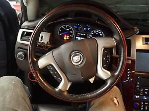 07 08 Escalade Esv Steering Wheel Wheel Only