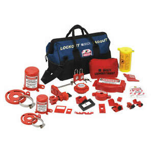 Portable Lockout Kit electrical valve 22 99690