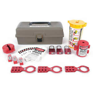 Lockout Kit filled electrical 2734