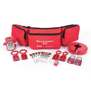 Lockout tagout Kit filled electrical 2725