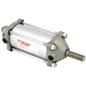 Velvac Air Cylinder air 2 1 2 In Bore clevis 100122