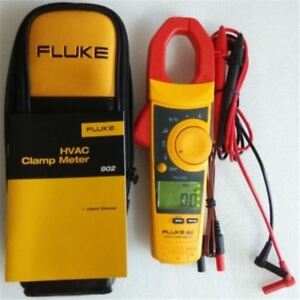 Fluke 902 True rms Hvac Clamp Meter Clamp Meter New F902