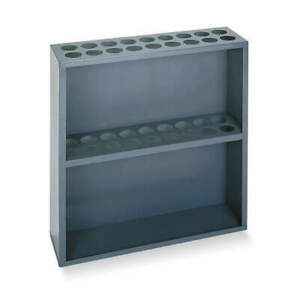 Durham Steel Rod Storage Rack 24 H 24 1 8 W 6 7 8 d 367 95 Gray