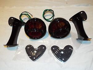 1928 1929 1930 1931 1932 33 Chevy Rat Rod Hot Rod Fat Fender Stop Light Kit